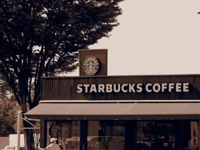 アメリカ スターバックスコーヒー